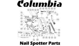 Columbia Nail Spotter Parts