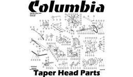 Columbia Automatic Taper Parts